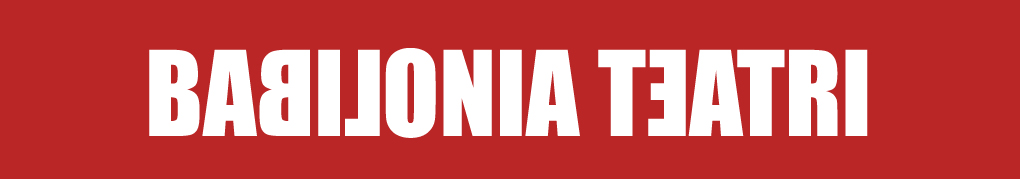 Babilonia Teatri Logo